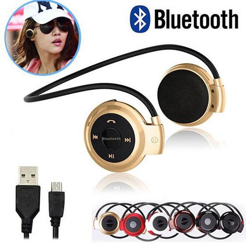 2016 Mini 503 headset factory price Bluetooth earphones Music CSR Chip BT 4.0 MP3 Player wireless headphone sport Earphone Mic