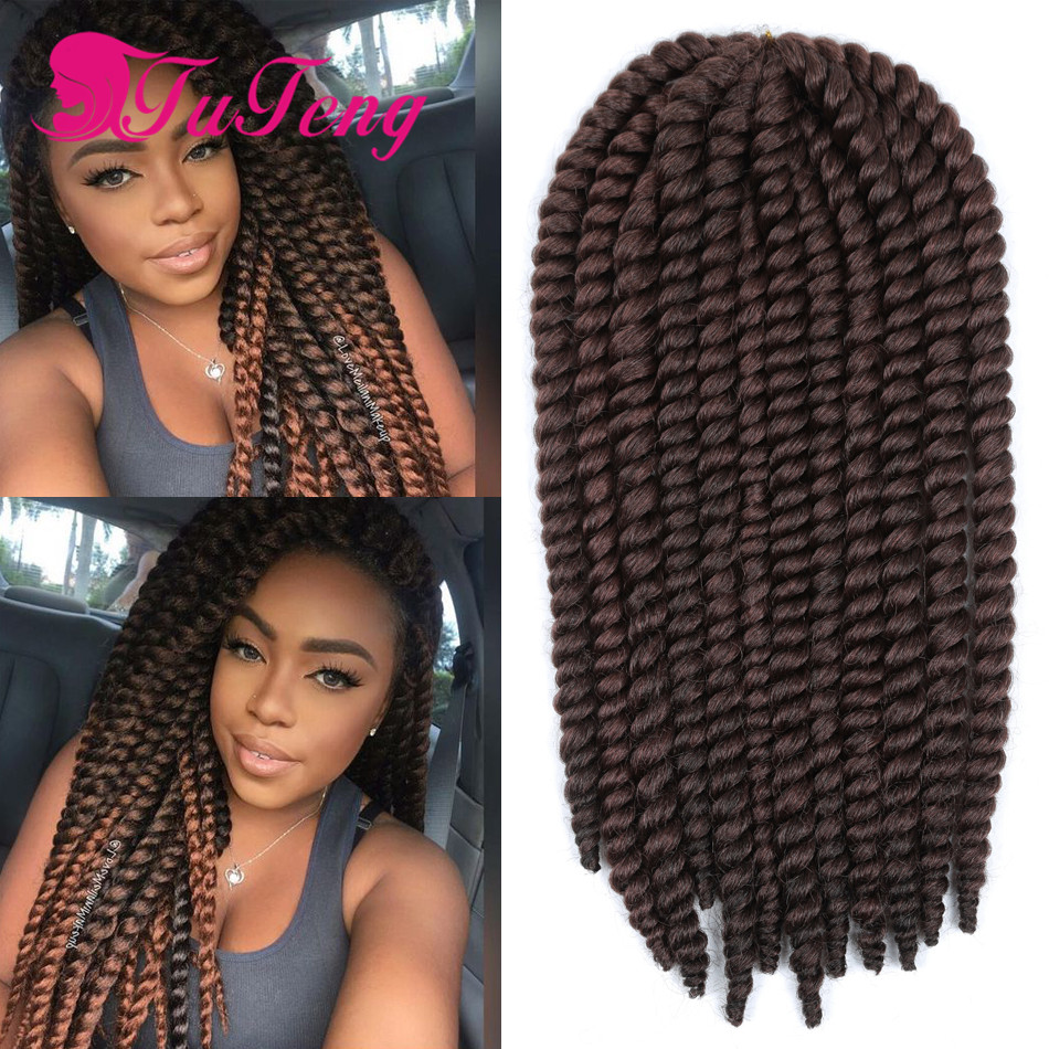 12 39 39 inch crochet braids tresse crochet braid hair extension 80g pack havana mambo twist crochet. Black Bedroom Furniture Sets. Home Design Ideas