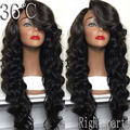 150 density virgin hair glueless full lace wig body deep wave lace front wig full lace human hair wig for black women u part wig
