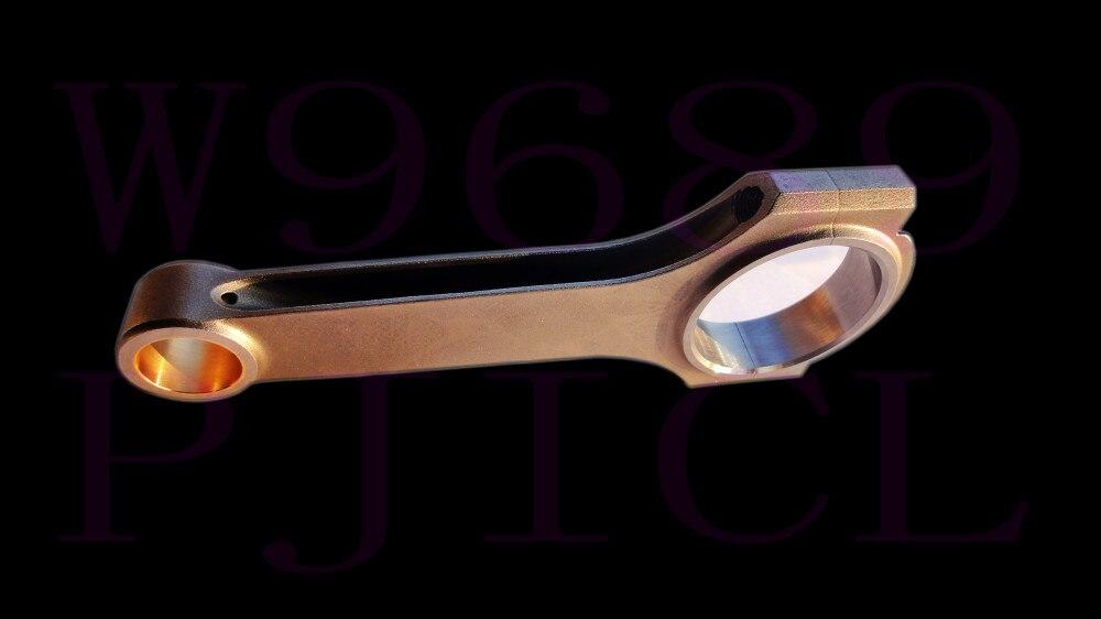 V8 2uz-fe forgé bielle 4340 pour moteur toyota tundra lexus gx 470 suv j120 land cruiser prado trd haute qualité garantie