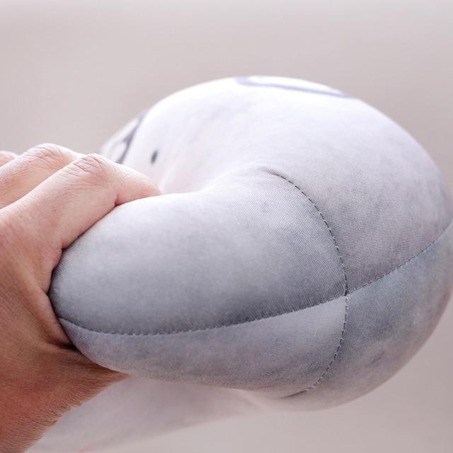 Плюшевая подушка NieR:Automata