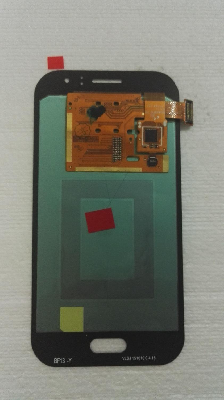 Prix pour Noir/blanc couleur lcd display + assemblée d'écran tactile digitizer pour samsung galaxy j1 ace sm-j11f j110h j110g j110m j110y j110l