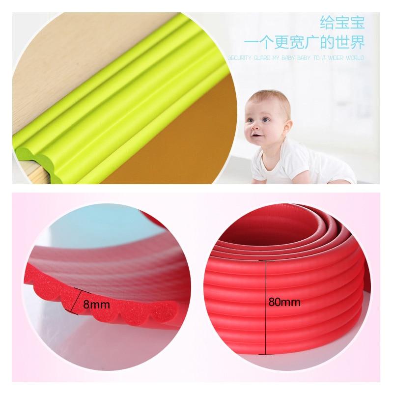 6M Proizvodi za sigurnost bebe Djeca Anti-sudar Strip Stol Edge - Sigurnost za djecu - Foto 3