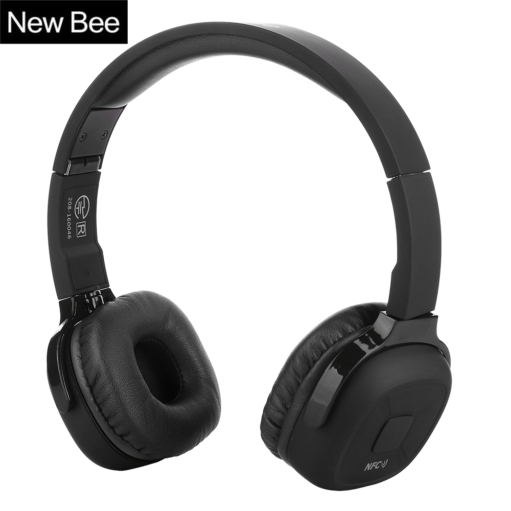 New Bee Upgraded Bluetooth Headphone Spos