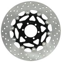 Motorcycle Rear Brake Disc Rotor For YMAMAHA TZR250 FZ400 FZ750 FZR400 FZR600 FZS600 SR400 XJR400 YZF600