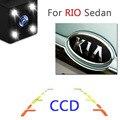 Anti Fog HD CCD Night vision Special Reversing camera for KIA/rio Sedan Rearview Back up camera Parking System Wholesale