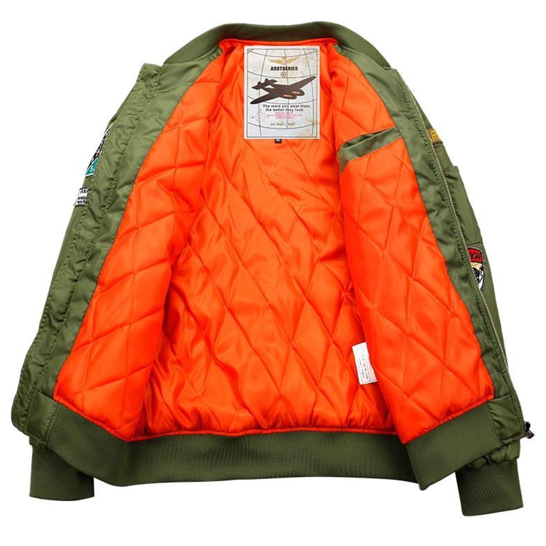 HTB1aegCX8Cw3KVjSZFlq6AJkFXa5 Winter Mens Jacket 2019 Fashion Brand Thick Warm Coats Parkas Stand Collar New Arrival Bomber Jacket Zipper Baseball Plus Size