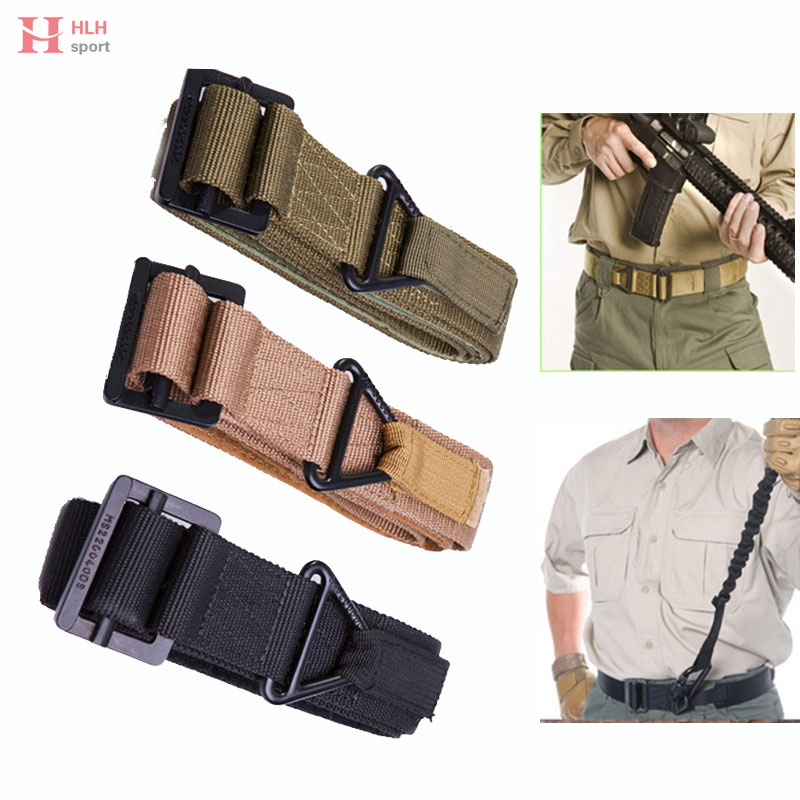 Tactical Belt for Men Outdoor Sport Nylon Military Combat Havy Duty Belts Combat Gear|  - title=