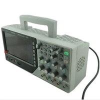 Hantek DSO7304B цифровой осциллограф 4 Каналы 300 МГц 2GSa/s частота дискретизации DSO7304B осциллограф PC USB низкая цена