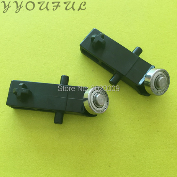 2pcs lot inkjet printer spare parts Mutoh Valuejet VJ 1604 1624 1638 1604E 1614 1618 carriage