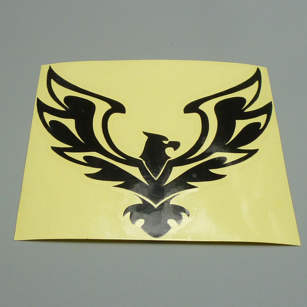 Xgs decal car decal vinyl sticker phoenix bird 12 x 10 6 cm car motorcycle truck ebike outdoor waterproof quality sticker in car stickers from automobiles