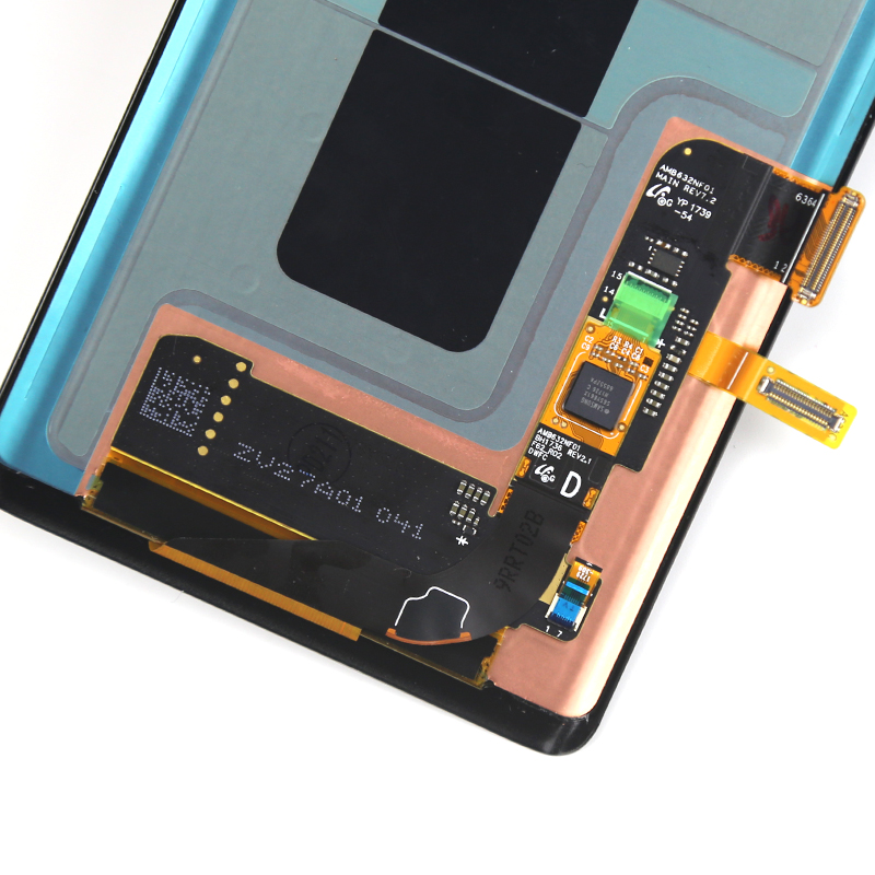 Super AMOLED LCD For Samsung Note 8 N9500 N950F LCD Display With Touch Screen Digitizer For Samsung N9500 N950F Assembly