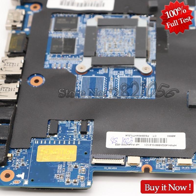 HP DV7 DV7-6000 Intel HM65 HD6490M 1GB Motherboard 659093-001 Test Free Shipping