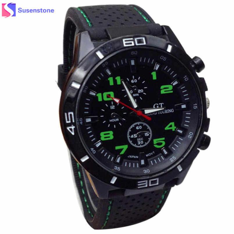 Sanwony פופולרי מינורי מינימליסטי קונוטציה עור גברים של קוורץ שעוני יד שעונים גברים שעון relogios reloj mujer שעון