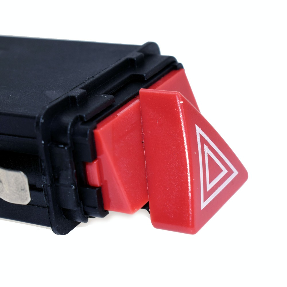 Isance New Hazard Warning Light Switch Emergency Flasher 8d0941509h