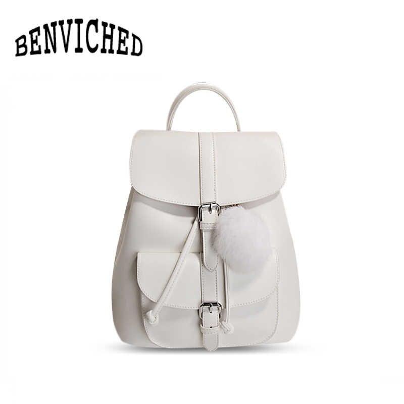 502022428d41 2017 брендовые кожаные женские рюкзак шнурок сумки школьная сумка для  девочек-подростков сумки женские дамы