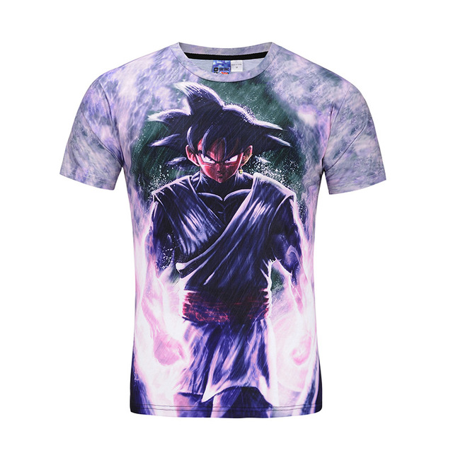 Dragon Ball Z Short Sleeve Shirt