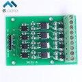 4 Канал FET Оптрон Переключатель Модуль Импульсный Выключатель ПОСТОЯННОГО ТОКА Управления 4Bit ПЛК Транзистор Платы Расширения FR1205