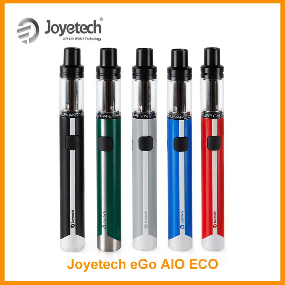 Clearance Original <font><b>Joyetech</b></font> eGo AIO ECO Kit Built in 650mAh And 1.2ml E-liquid Capacity With <font><b>BFHN</b></font> <font><b>0.5ohm</b></font> Electronic Cigarette image