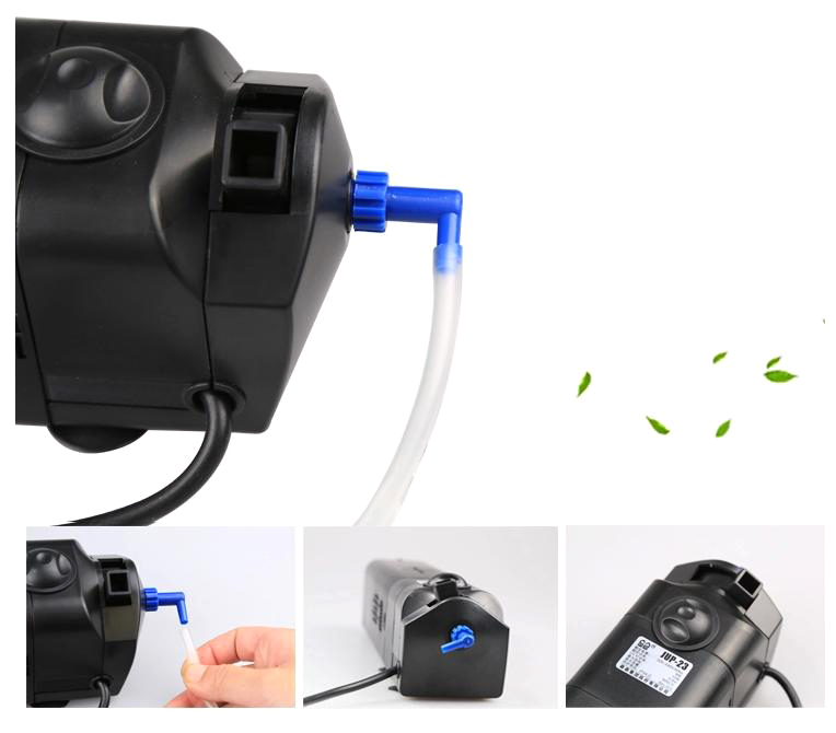 Fish Tank Oxygen Filtering Pump With UV Filtration Pump And Sterilizing Function