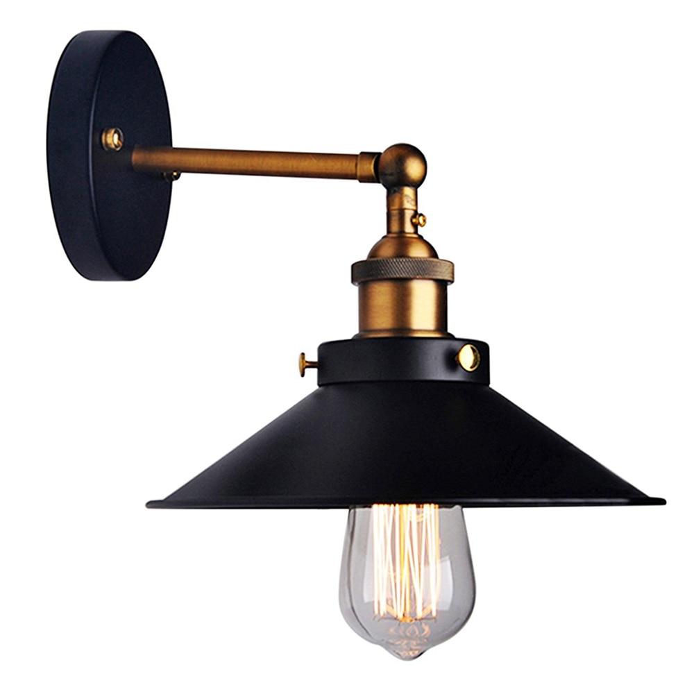 Lumière E27 Achat Appliques E26 Vintage Noir Base Industrielle uTwkPOXZli