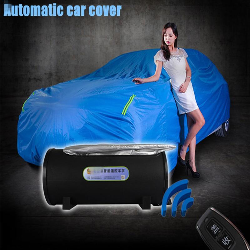 Смарт-Чехол автомобиля , автоматическая Крышка автомобиля дистанционного управления , быстрая и удобная защита вашего автомобиля