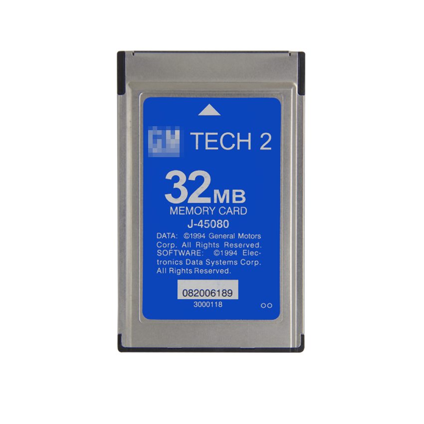 Image 2 - For G M Tech2 32MB Memory Card With 6 Kinds Of Software & Empty Card for Tech 2 Diagnostic Tool With Free Shipping-in Software from Automobiles & Motorcycles on