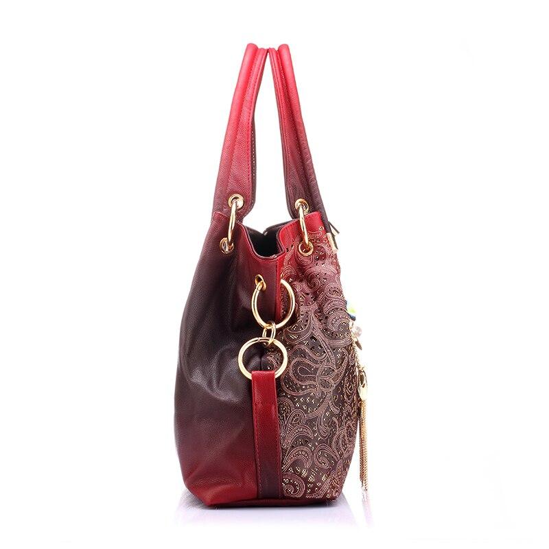 para mulheres bolsa de couro Tipo de Item : Bolsas