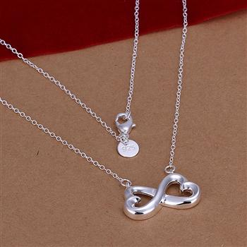 Wholesale fashion jewelry  Necklace. 925 Silver Necklace . Nice Jewelry. Good Quality  223