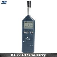 Datenaufzeichnung gehören Luftfeuchtigkeit Temperatur Tester TES-1361C