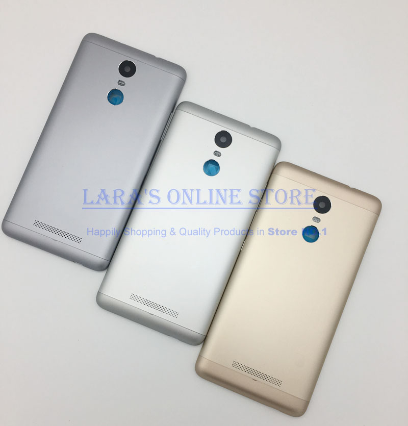 150mm/152mm Redmi Note 3 Note3 ProBattery Cover Rear Door Housing For Xiaomi Redmi Note 3 Pro Special Edition SE Battery Cover