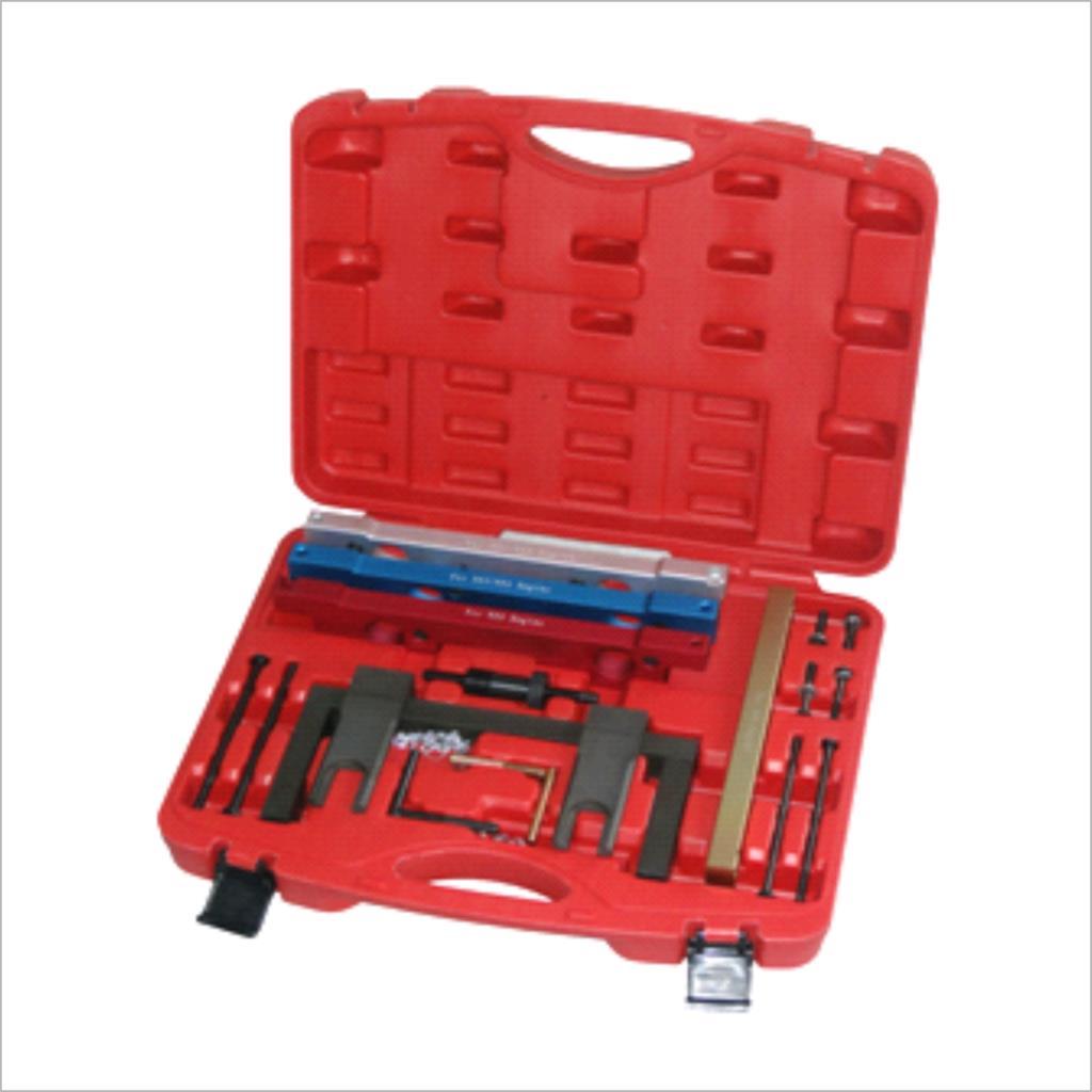 Engine Timing Tool Kit For BMW N51/N52/N53/N54/N55 newest engine timing tool chain removal installation camshaft locking cars auto engine repair set for bmw n51 n52 n53 n54 e81