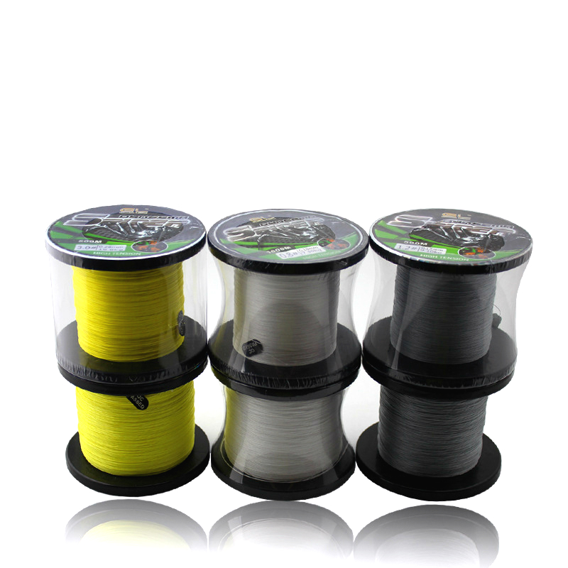 Top Quality 1000 Meters 8 Strands Fishing Line Wear Resistant PE Fish Lure Line Anti Fish Bite Proof Smooth Fishing Thread карандаш для глаз absolute new york perfect wear eye liner 13 цвет 13 woodland variant hex name 7f7b35
