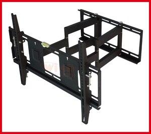Image 2 - BL EMP627MT HEAVY DUTY 32 65 inch LCD LED Plasma TV Wall Mount Bracket Full Motion Swivel Tilt 6 Arms Load 80kgs VESA 600x400mm