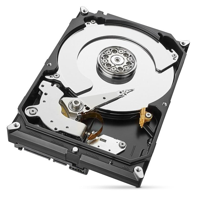 Seagate 2 TO Desktop DISQUE DUR Interne disque dur Lecteur D'origine 3.5 ''2 TB 7200 RPM SATA 6 Gb/s Disque Dur pour Ordinateur ST2000DM008 - 5