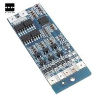 Hot Sale 12 6V 8A W Balance Li Ion Lithium 18650 Battery BMS PCB Protection Board