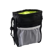 Pet Dog Training Treat Bags Portable Outdoor Pouch Feed Storage Puppy Waterproof Snack Reward Waist Bag