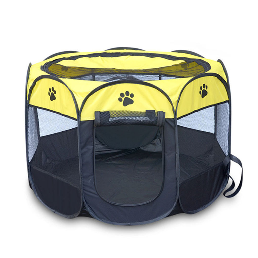 Portable Folding Pet Tent Dog Cat House Cage House Dog Cat Tent Fence Puppy Kenneles Outdoor BedPortable Folding Pet Tent Dog Cat House Cage House Dog Cat Tent Fence Puppy Kenneles Outdoor Bed