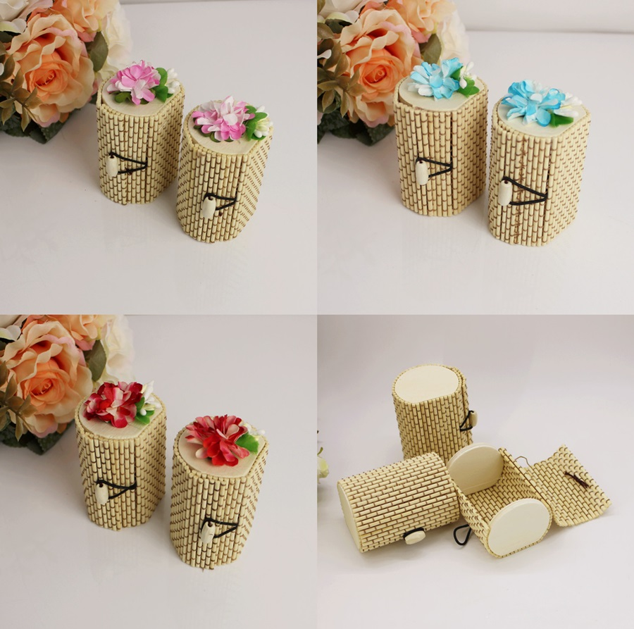 Buy bamboo flower box and get free shipping on AliExpress.com