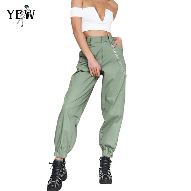 0c9a67a66a 2018 Autumn Women Wide Leg Harem Pants Plus Size Casual Harajuku Fitness  Streetwear Women Loose Trousers Ladies Pants Fall