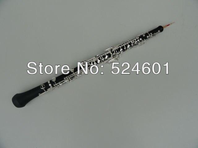 Professional Bakelite Oboe New Buffet Students Series Of C(c) 17 Key Oboe Music Instruments Bakelite Tube Oboe With Case