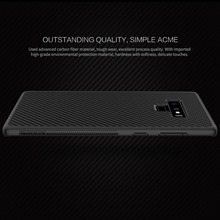 Nillkin Synthetic Fiber Case for Samsung Galaxy Note 9