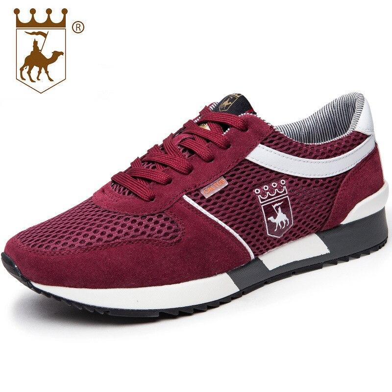 Tamanho Azul Trabalho Oxfords Casuais Rendas Couro De vermelho Respirável Nova Sapatos Leves 44 Homens cinza Até Moda Aa20542 Flats 38 z1nTO
