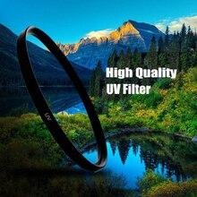 فلتر من kenko UV filtro filtre 49 مللي متر 52 مللي متر 55 مللي متر 58 مللي متر 62 مللي متر 67 مللي متر 72 مللي متر 77 مللي متر 82 مللي متر Lente حماية بالجملة لكانون Nikon Sony DSLR