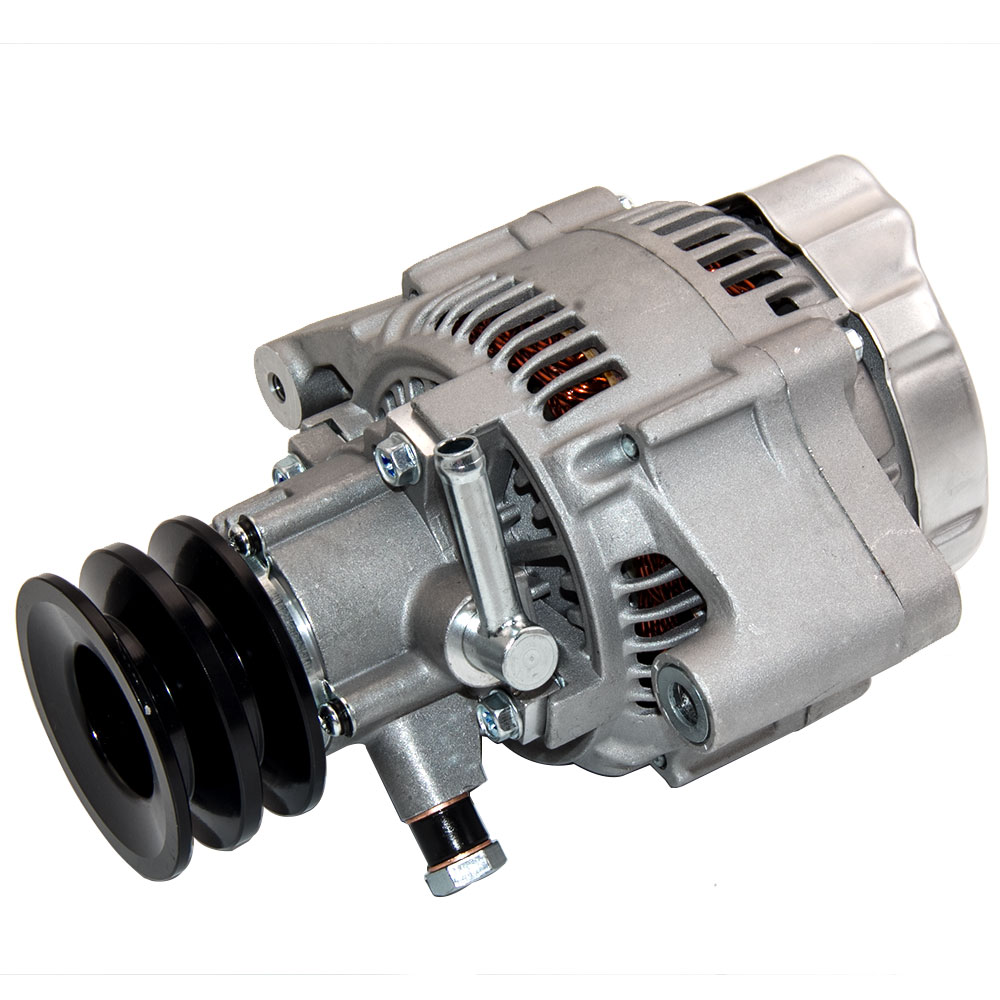 Alternator for <font><b>Toyota</b></font> HiAce Hi-Lux LN106 LN147 LN167 <font><b>engine</b></font> <font><b>5L</b></font> 3.0L Diesel 4-Runner 1989-96 0986049510 100213-1730 100213-1770 image
