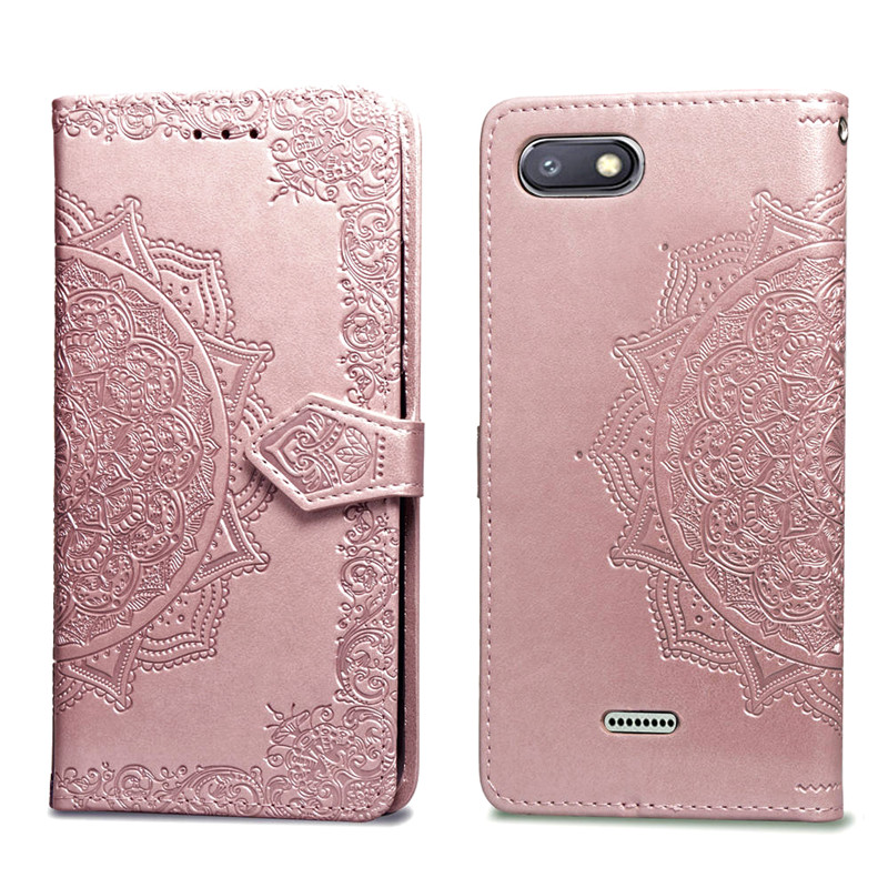 Leather Flip Case For Xiaomi Redmi 8 6 6A 5 Plus 4A 4X Note 5A 4 5 7 6 8 Pro 8T 3S Go Mi A3 9T 9 Lite 1