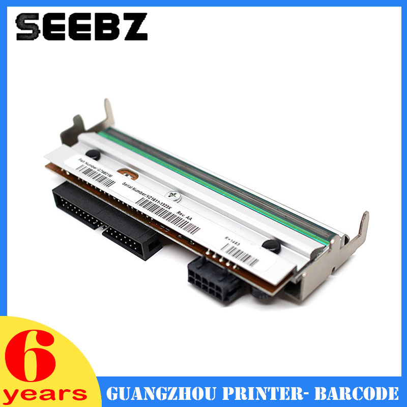 SEEBZ 79801M Printer Supplies 305dpi Compatible Thermal Print head  Barcode Label Printhead For Zebra ZM400 RZ400