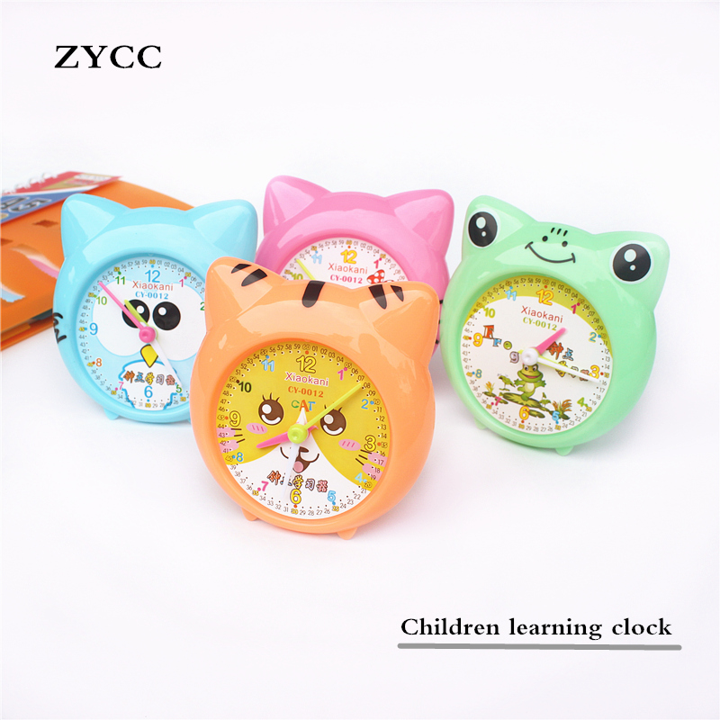Children Learning Clock Mathematics Early Childhood Teaching Tools