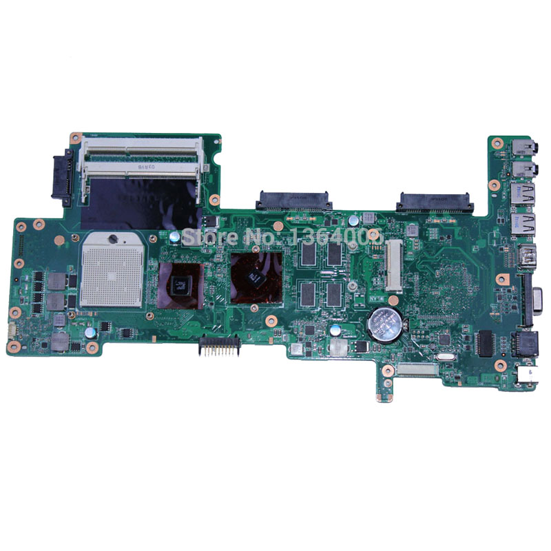 все цены на  Free shipping K72JR  for asus laptop motherboard REV2.0 main board tested well  онлайн