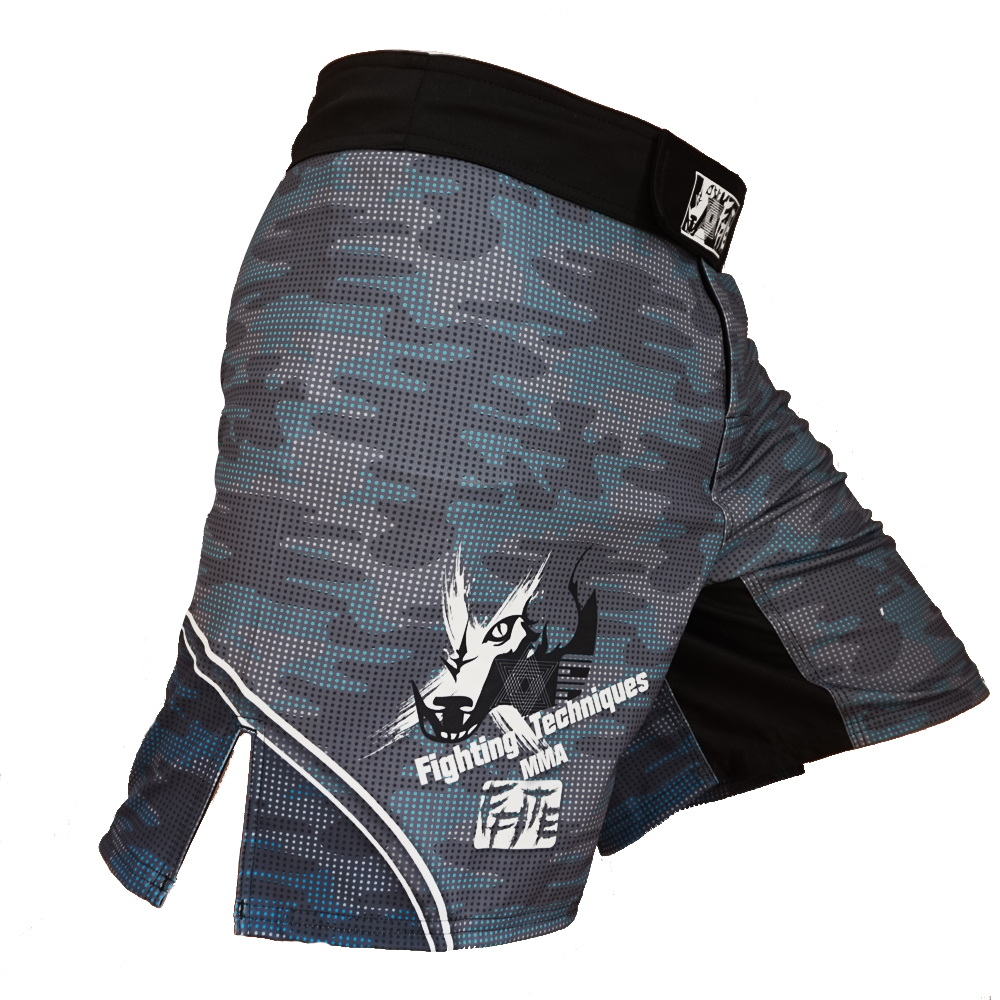 FFITE Boxing muay thai shorts trunks mma Fitness Training sanda fight Sport Fighting Pants cam grappling mma kickboxing shorts in Boxing Trunks from Sports Entertainment
